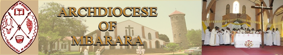 Archdiocese of Mbarara Home Page